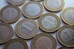 Турецкие деньги Стоковое Изображение
