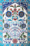 Турецкие керамические плитки Стоковое Изображение RF