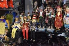 Турецкие куклы сувенира Стоковые Изображения