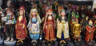Турецкие куклы сувенира Стоковые Изображения RF