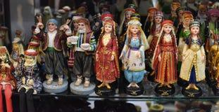 Турецкие куклы сувенира Стоковое фото RF