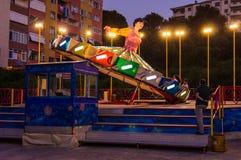 Турецкий городок справедливый Стоковые Фото