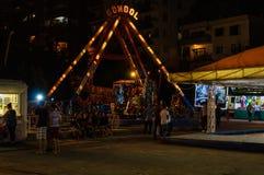 Турецкий городок справедливый Стоковая Фотография RF