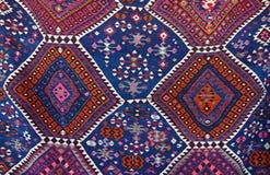 Турецкий ковер Стоковое Изображение