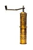 Турецкий механизм настройки радиопеленгатора Стоковые Фото