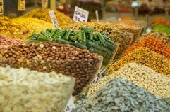 Турецкий рынок Стоковое Изображение RF