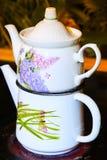 Турецкий чайник стоковое фото rf