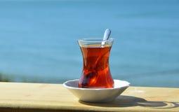 Турецкий чай Стоковые Изображения