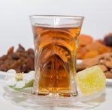 Турецкий чай Стоковые Фото
