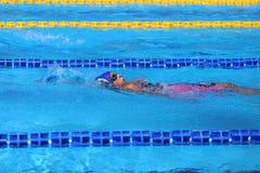 Турецкий чемпионат заплывания Стоковые Фотографии RF