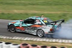 Турецкий чемпионат туристского автомобиля Стоковое Изображение