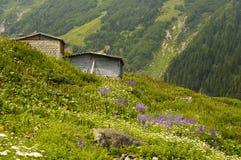 турецкое село Стоковые Фото