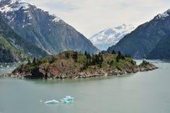 Туризм в Аляске 8 Стоковое Изображение RF
