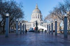 Туризм в Соединенных Штатах - Сан-Франциско стоковая фотография rf