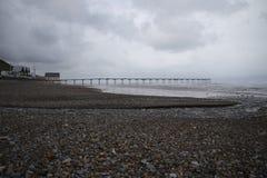 Туризм Йоркшир побережья стоковая фотография