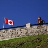 туризм Канады Стоковые Фотографии RF