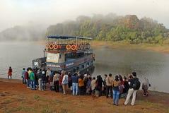 Туризм Керала стоковое изображение rf