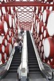 туризм лифта Стоковое Изображение RF
