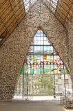 Туризм на замке епископов в Колорадо Стоковые Изображения