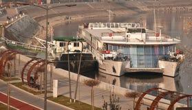 туризм реки Стоковые Фотографии RF