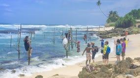 Туризм Шри-Ланка Стоковая Фотография