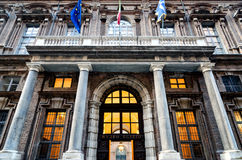 Турин Италия, египетский музей стоковые изображения rf