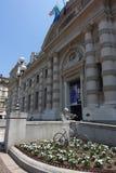 Турин национальная университетская библиотека Стоковое Изображение