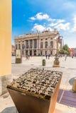 Турин, Пьемонт, Италия, 19-ое августа 2017 Взгляд приятеля Madama Стоковая Фотография