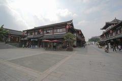 Туристическая достопримечательность в Китае Стоковое фото RF