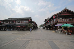 Туристическая достопримечательность в Китае Стоковая Фотография