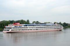 Туристические судна реки Стоковое Фото