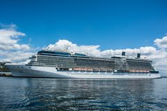 Туристическое судно в порте, Сиэтл, WA Стоковая Фотография