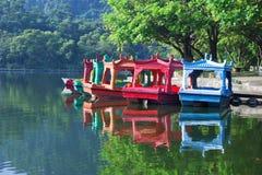 туристическое судно койки Стоковое фото RF