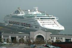 туристическое судно Стоковые Изображения