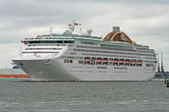 туристическое судно Стоковые Фотографии RF