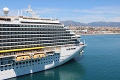 Туристическое судно Diadema Косты Стоковое фото RF