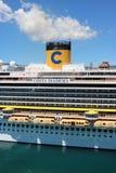 Туристическое судно Diadema Косты Стоковые Изображения