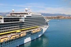 Туристическое судно Diadema Косты Стоковая Фотография