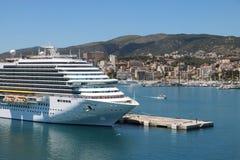Туристическое судно Diadema Косты Стоковая Фотография RF