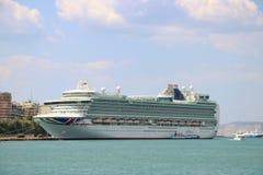 Туристическое судно MV Вентура Стоковая Фотография
