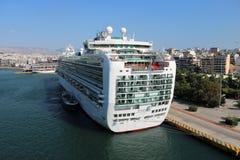 Туристическое судно MV Вентура Стоковое фото RF