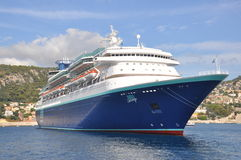 Туристическое судно Sovereign Pullmantur Стоковое Изображение