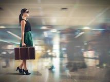 Туристский авиапорт Стоковые Фотографии RF