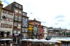 Туристский взгляд Порту, Португалии Стоковые Изображения