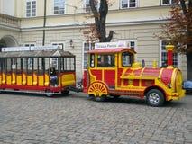 туристский поезд Стоковое Изображение RF
