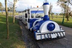 туристский поезд Стоковое Изображение