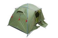 Туристский шатер Стоковые Изображения