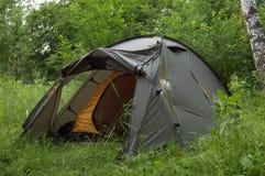 Туристский шатер Стоковые Фото