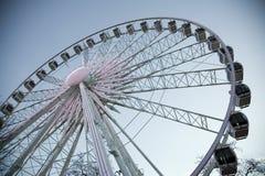 Туристское колесо Стоковое фото RF