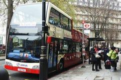 туристы Великобритания Стоковые Фото